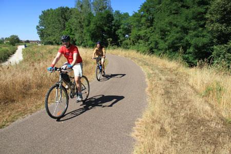 Loire des iles en vélo